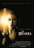 The Others - German Movie Poster (xs thumbnail)