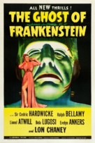 The Ghost of Frankenstein - Movie Poster (xs thumbnail)