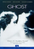 Ghost - DVD movie cover (xs thumbnail)