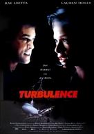 Turbulence - German Movie Poster (xs thumbnail)