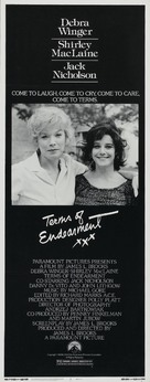 Terms of Endearment - Movie Poster (xs thumbnail)