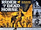 Rider on a Dead Horse - British Movie Poster (xs thumbnail)