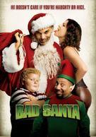 Bad Santa - Movie Poster (xs thumbnail)