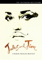 Jules Et Jim - DVD cover (xs thumbnail)