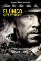 Lone Survivor - Spanish Movie Poster (xs thumbnail)