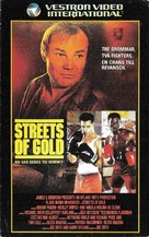 Streets Of Gold - Swedish Movie Cover (xs thumbnail)