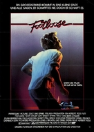 Footloose - German Movie Poster (xs thumbnail)