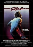 Footloose - German Movie Poster (xs thumbnail)