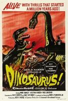 Dinosaurus! - Australian Movie Poster (xs thumbnail)