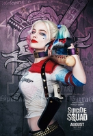 Suicide Squad - British Movie Poster (xs thumbnail)