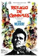 Hoodlum Priest - Spanish Movie Poster (xs thumbnail)