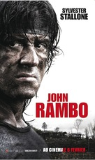 Rambo - French Movie Poster (xs thumbnail)