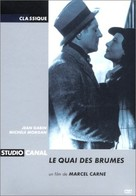 Le quai des brumes - French DVD cover (xs thumbnail)