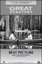 The Great Debaters - For your consideration movie poster (xs thumbnail)