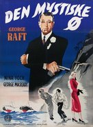 Johnny Allegro - Danish Movie Poster (xs thumbnail)