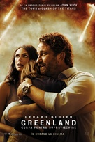 Greenland - Romanian Movie Poster (xs thumbnail)