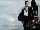 Casino Royale - British Movie Poster (xs thumbnail)