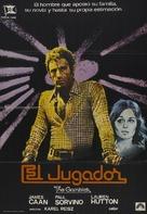 The Gambler - Spanish Movie Poster (xs thumbnail)