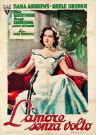 Night Song - Italian Movie Poster (xs thumbnail)