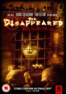 The Disappeared - British Movie Cover (xs thumbnail)
