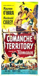 Comanche Territory - Movie Poster (xs thumbnail)