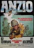 Anzio - German Movie Poster (xs thumbnail)
