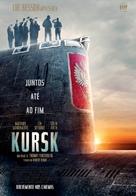 Kursk - Portuguese Movie Poster (xs thumbnail)