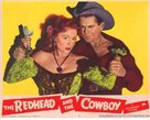 The Redhead and the Cowboy - poster (xs thumbnail)