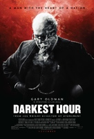 Darkest Hour - Movie Poster (xs thumbnail)
