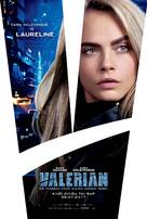 Valerian and the City of a Thousand Planets - Vietnamese Movie Poster (xs thumbnail)