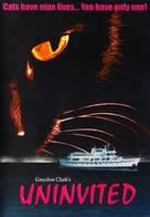 Uninvited - DVD movie cover (xs thumbnail)