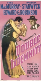 Double Indemnity - Movie Poster (xs thumbnail)