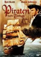 Pirates of Tortuga - German Movie Cover (xs thumbnail)