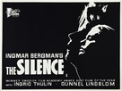Tystnaden - British Movie Poster (xs thumbnail)