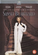 Sunset Blvd. - Dutch DVD cover (xs thumbnail)