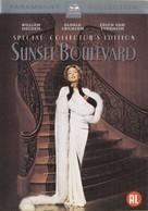 Sunset Blvd. - Dutch DVD movie cover (xs thumbnail)