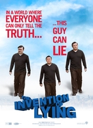 The Invention of Lying - Movie Poster (xs thumbnail)
