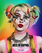 Harley Quinn: Birds of Prey - Brazilian Movie Poster (xs thumbnail)