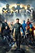 X-Men: Days of Future Past - DVD cover (xs thumbnail)