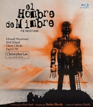 The Wicker Man - Spanish Blu-Ray cover (xs thumbnail)