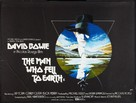 The Man Who Fell to Earth - British Movie Poster (xs thumbnail)