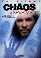 The Steam Experiment - DVD cover (xs thumbnail)