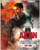 Aazaan - Indian Movie Poster (xs thumbnail)