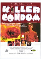 Kondom des Grauens - Movie Poster (xs thumbnail)