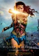 Wonder Woman - Portuguese Movie Poster (xs thumbnail)