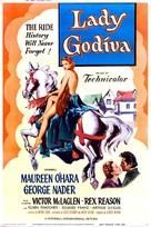 Lady Godiva of Coventry - Movie Poster (xs thumbnail)