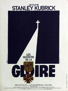Paths of Glory - French Movie Poster (xs thumbnail)
