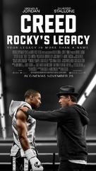 Creed - Singaporean Movie Poster (xs thumbnail)