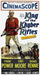 King of the Khyber Rifles - Movie Poster (xs thumbnail)