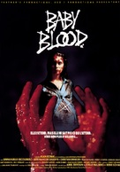 Baby Blood - French Movie Poster (xs thumbnail)